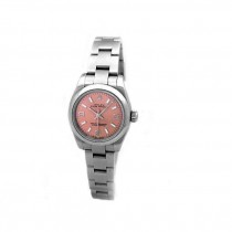 Ladies Rolex Stainless Steel Oyster Perpetual 176200