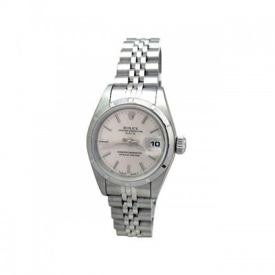 Ladies Rolex Stainless Steel Date 69190