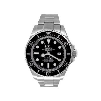 Rolex Stainless Steel Sea-Dweller Deap Sea Watch 34666
