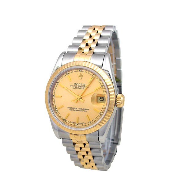Ladies Rolex Two-Tone Datejust 68273