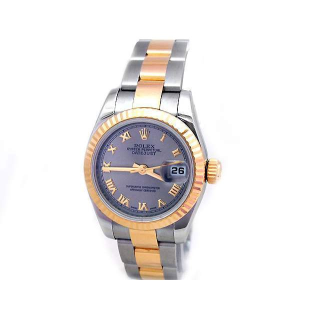 26mm  Rolex Two-Tone Datejust 179173
