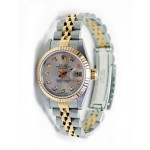 26mm Rolex Two-Tone Datejust  69173