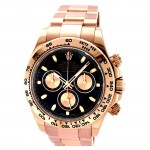 40mm Rolex 18K Rose Gold Daytona 116505