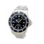 Mens Rolex Stainless Steel Sea Dweller 16600
