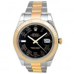 41mm Rolex Two-Tone Datejust II 116333