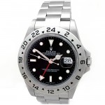 40mm  Rolex Stainless Steel  Explorer II 16570.
