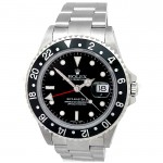40mm Rolex Stainless Steel GMT-Master II 16710.