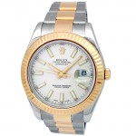 41mm Rolex Two-Tone Datejust II  116333.