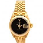 26mm Rolex 18k Yellow Gold  Datejust Watch 69178.