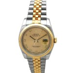 36mm Rolex Two-Tone Datejust 116233