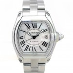Large Cartier Steel Roadster W62025V3