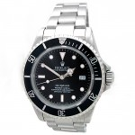 40mm Rolex Stainless  Sea Dweller Watch 16600.