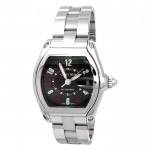 Large Cartier Stainless Steel Roadster Watch W62025V3
