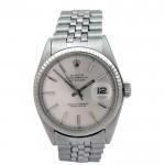 36mm Rolex Stainless Steel Datejust Watch 1601.