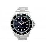 40mm Rolex Stainless Steel Submariner No-Date Watch 14060M.