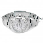 26 Rolex Stainless Steel Oyster Perpetual Datejust Watch 79174