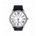 42mm Cartier Stainless Steel Ronde Solo Watch W6701010