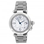 35mm Cartier Stainless Steel Pasha C Watch