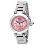 27mm Cartier Stainless Steel Miss Pasha Watch