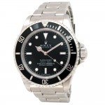 40mm Rolex Stainless Steel Oyster Perpetual Submariner No Date Watch