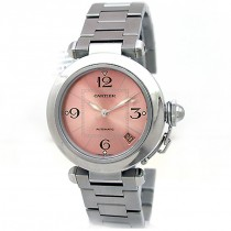 Unisex Cartier Stainless Steel Pasha C