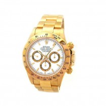 Mens Rolex Yellow Gold Daytona 16528