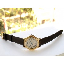 Ladies Cartier Yellow Gold Cougar