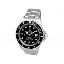 Mens Rolex Stainless Steel Submariner 16610