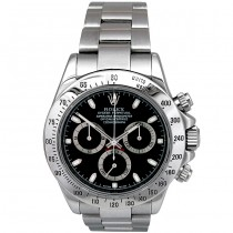 Mens Rolex Stainless Steel Daytona Cosmograph 16520