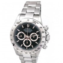 40mm Rolex Stainless Steel Daytona 16520