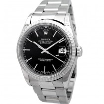 36mm Rolex Stainless Steel  Datejust 16200.