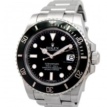 40mm Rolex Stainless Steel Submariner  Ceramic Bezel 116610.