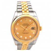 36mm Rolex Datejust 116233