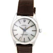 34mm Rolex Steel Oyster Perpetual Watch
