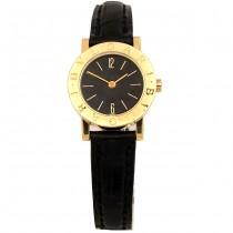 Lady 18k Yellow Gold Bvlgari Watch