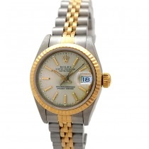 26mm RolexTwo-Tone Datejust 69173