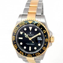 40mm Rolex Two-Tone GMT-Master II Ceramic 116713.