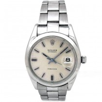 34mm Rolex Stainless Steel Oyster Precison Date Vintage 6694.
