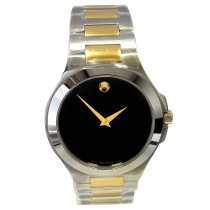 40mm Movado Two-tone Classic  01.1.20.1036