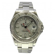 Rolex Stainless Steel Yachtmaster Watch 33495