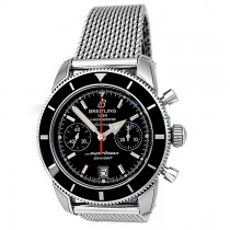 44mm Breitling Super Ocean Stainless Heritage Chronometer A2337024/BB81.