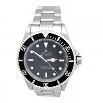 40mm Rolex Stainless Steel  Submariner No Date Watch 14060.