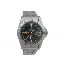 "40mm Rolex Stainless Steel Explorer II ""Steve Mcqueen"" Watch 1655."