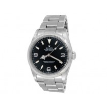 36mm Rolex Stainless Steel Oyster Perpetual Explorer Watch