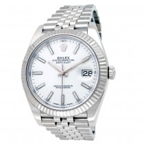 41mm Rolex Stainless Steel Oyster Perpetual Datejust II Watch