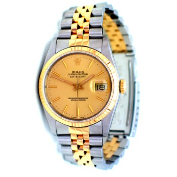 36mm Rolex Datejust 16233