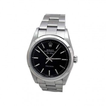 34mm Rolex Stainless Steel Airking 14000