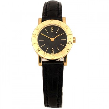 Lady 18k Yellow Gold Bvlgari Watch