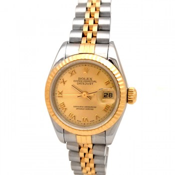 26mm Rolex Two-Tone Datejust 69173.