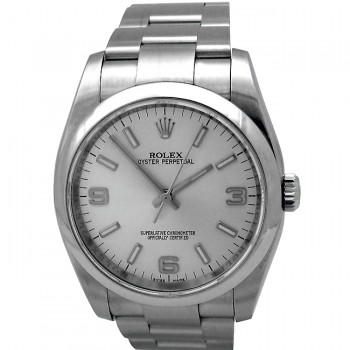 36mm Rolex Stainless Oyster Perpetual 116000.